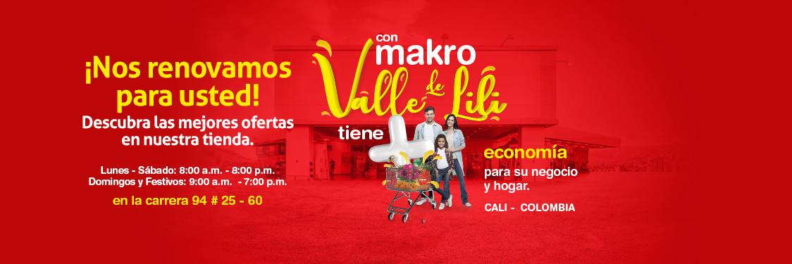 Makro Vive De Experiencia Supermercados En La Comprar e92YbDHEIW